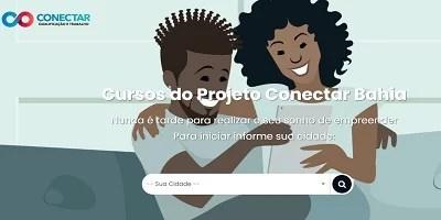 Projeto Conectar Qualificação e Trabalho oferece 6 mil vagas com bolso-auxílio