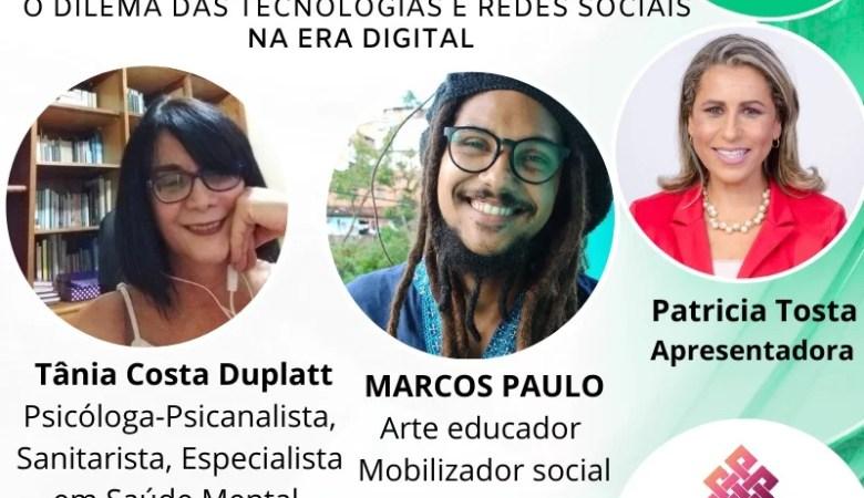 Juventude e saúde: o dilema das novas tecnologias e redes sociais.