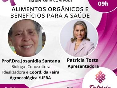 Meio ambiente e saude: Alimentos orgânicos - Feira Agroecológica da Ufba