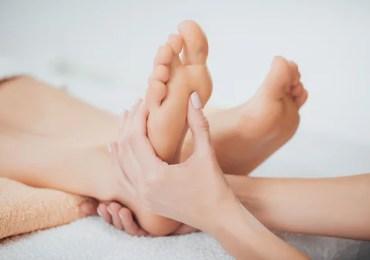 Reflexoterapia podal: atenção, cuidado e saúde - Viva Bem - por: Virgínia Rosa