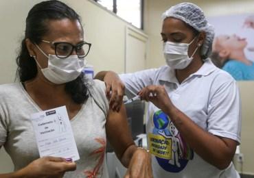 Salvador- Programação da vacinação para esta sexta- feira 18/06