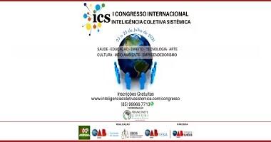 I Congresso Internacional de Inteligência Coletiva Sistêmica