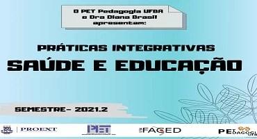 Oportunidade: Praticas Integrativas, Saúde e Educação
