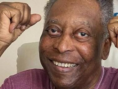 Pelé tem alta da UTI do Hospital Albert Einstein