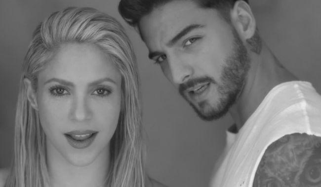TRAP (Official Video) Shakira ft. Maluma
