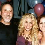 Emilio Estefan, Shakira e Gloria Estefan - Amigos de longa data!