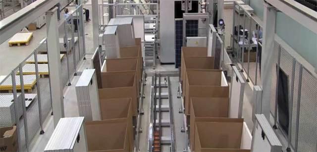 Passo 11 – Separação e empacotamento dos Painéis Solares