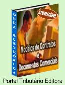 Chega de gastar tempo com digitação,você encontrará nesta obra centenas de modelos de contratos e documentos editáveis em seu computador! Clique aqui para mais informações.
