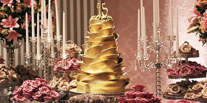 bolo-para-festa de 15 anos