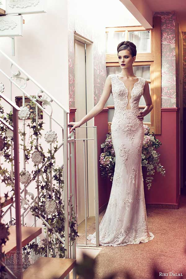 riki-dalal-wedding-dresses-2014-sleeveless-lace-gown