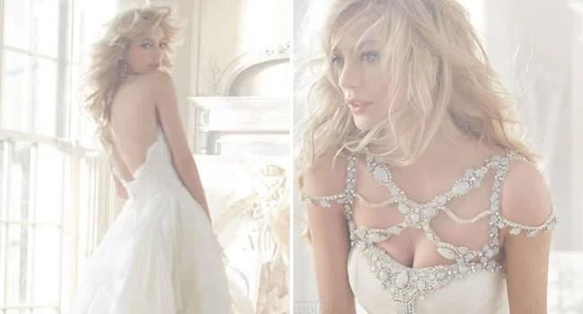 vestidos de noivas inspirados nas princesas e rainhas