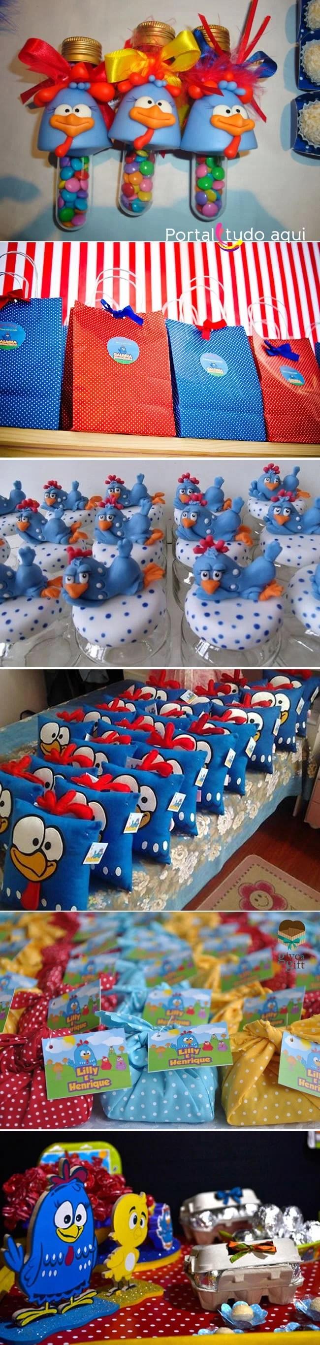 festa-infantil-galinha-pintadinha-lembrancinhas