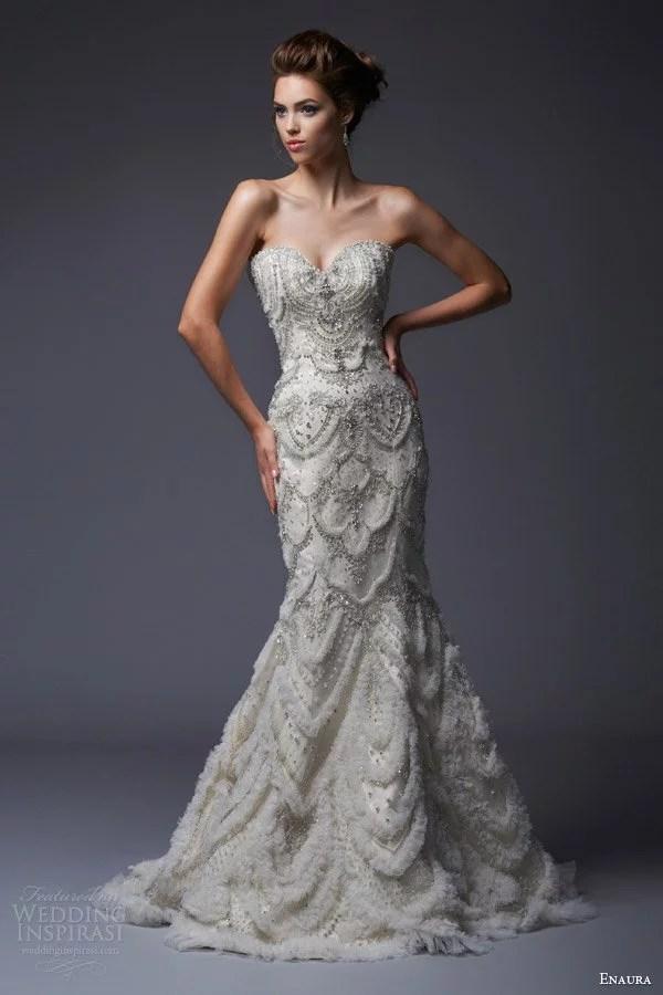 enaura-bridal-fall-2013-strapless-wedding-dress-style-ef341