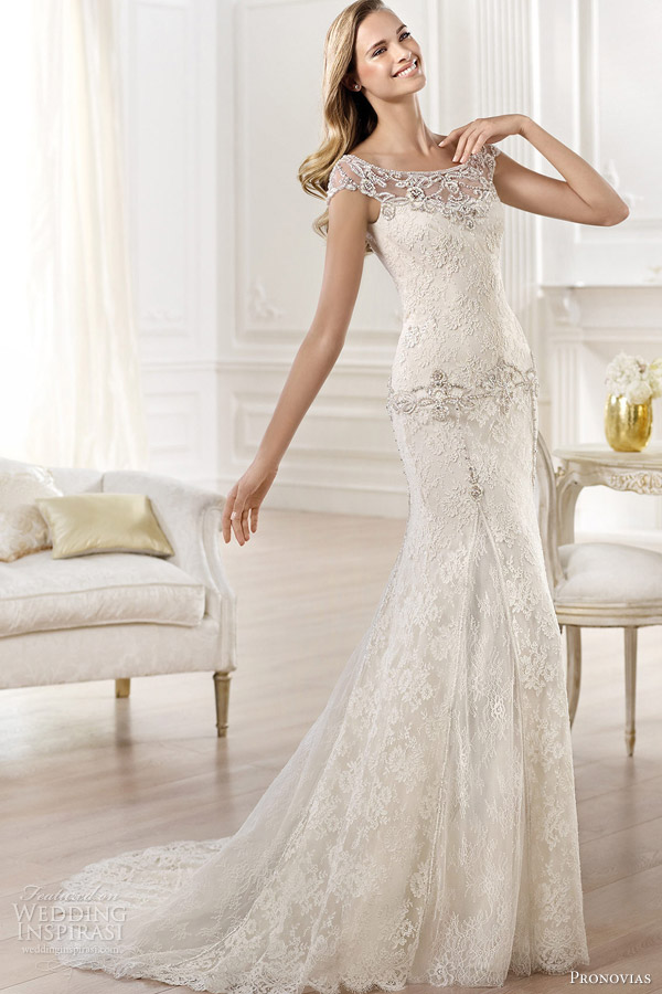 pronovias-atelier-2014-yalena-cap-sleeve-wedding-dress