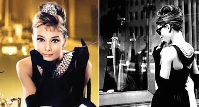 coque-banana-penteado-Audrey Hepburn
