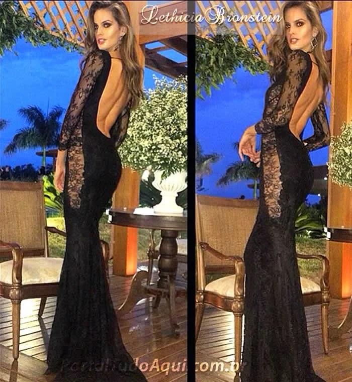 vestido-longo-pretp-em-renda-festa-formatura-madrinha-Lethicia Bronstein- Izabel Goulart2