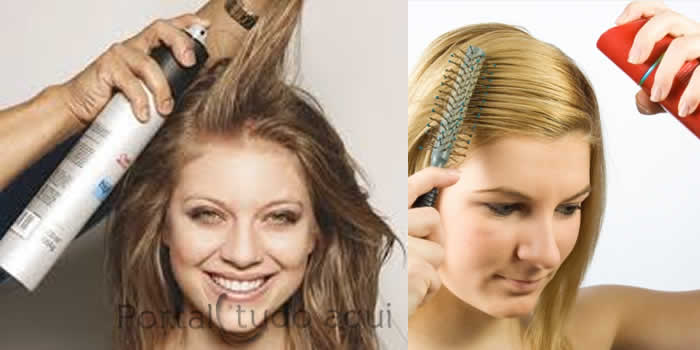 dicas de cuidados para cabelo fino-ou-ralo-spray-de-volume-antes-de-secar