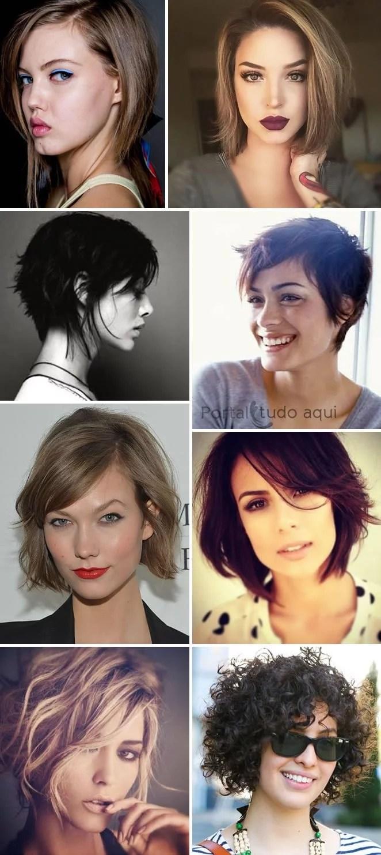 cortes ideais para o cabelo fino
