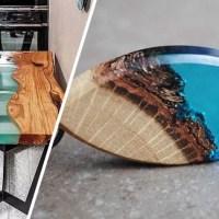 Como fazer resina epóxi caseira para artesanatos