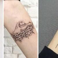Tatuagem pequena no braço: fotos e dicas para se inspirar!