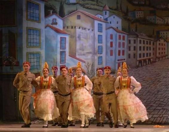 Un Vero Amore Di Guerra - a mais nova coreografia do Grupo Folclórico Ítalo-Brasileiro Nova Veneza