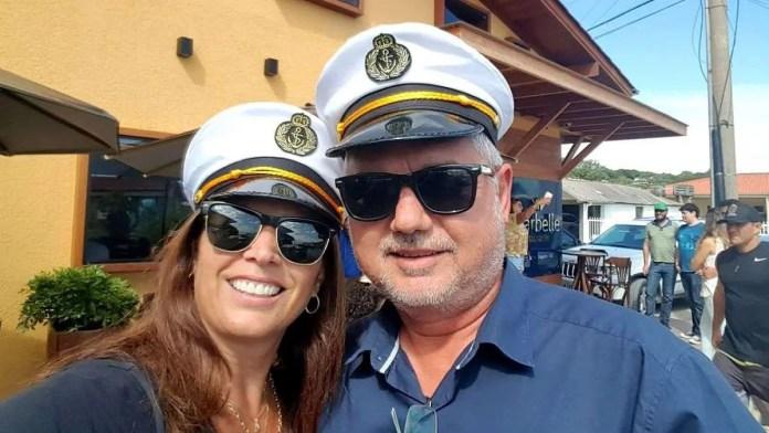 EDÉSIO E TÂNIA SPILLERE capitani