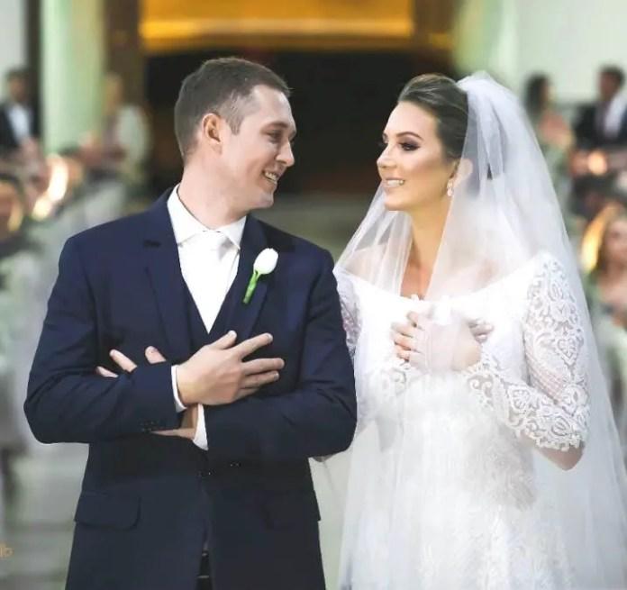 MATEUS E FRAN casamento igreja