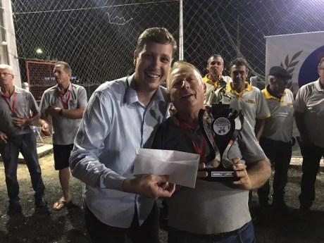 Minerva conquista Campeonato Municipal de bocha (5)