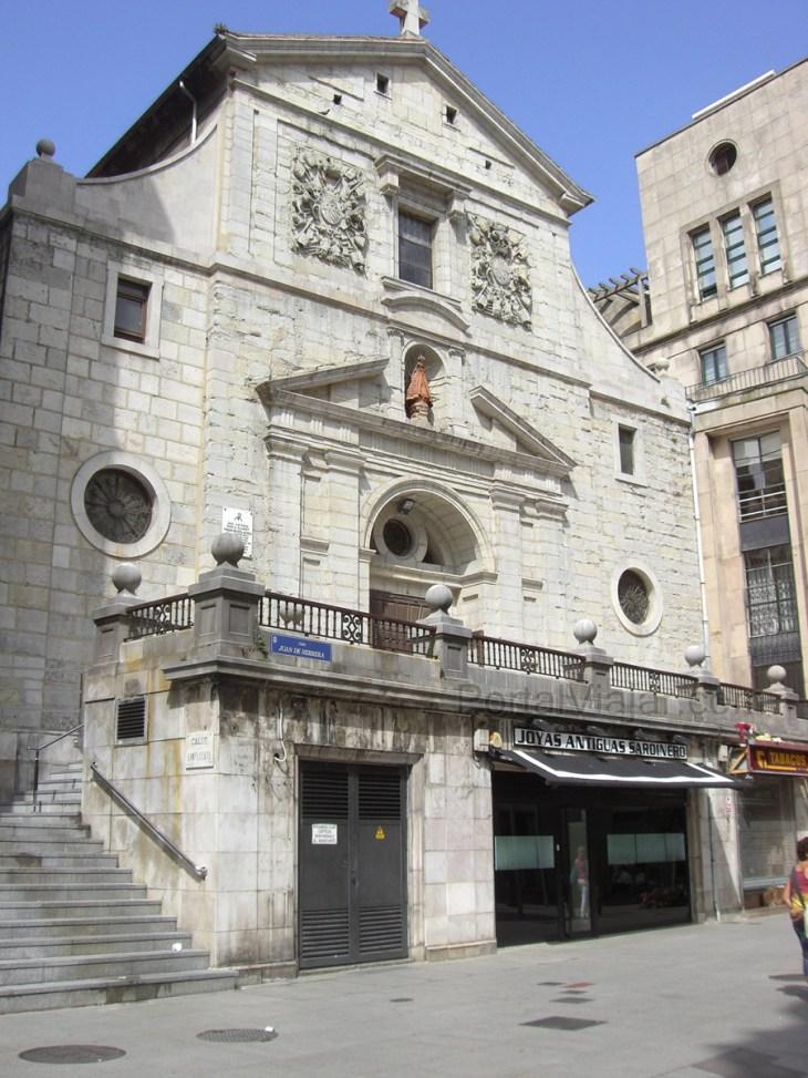 Iglesia de la Anunciación / La Compañía (Santander) - Portal Viajar