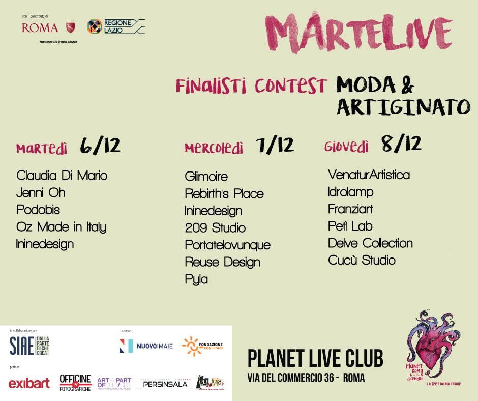 Marte Live 2016