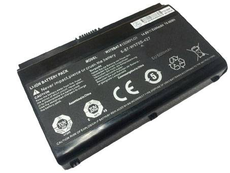 Batería para CLEVO W370BAT-8