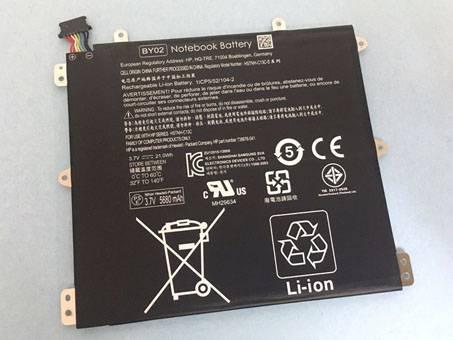 Batería para HP BY02