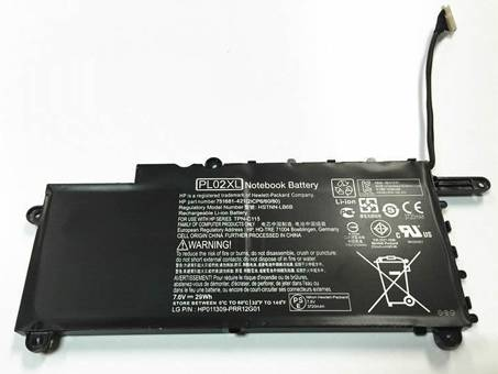 Batería para HP PL02XL