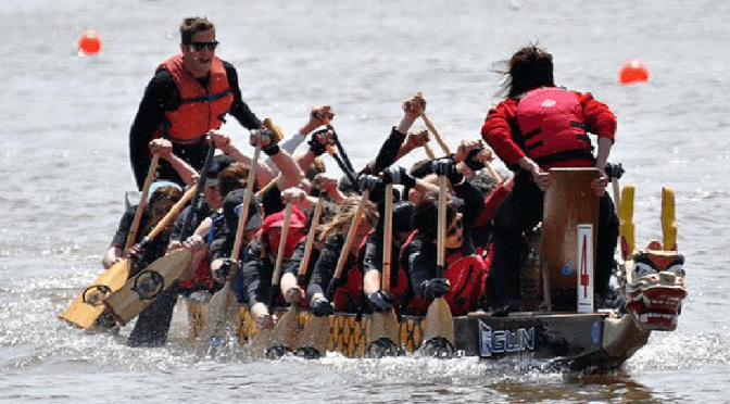 Register NOW for the Mississauga Dragon Boat Festival and SAVE $200
