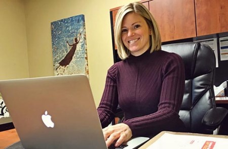 Executive Director Nicole Campbell