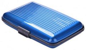 Pasjeshouder - blauw