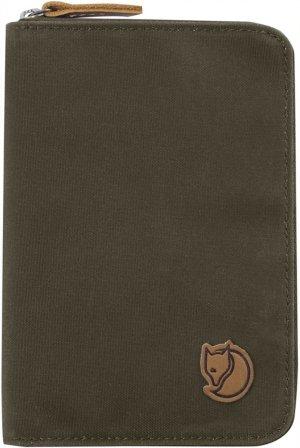 Fjallraven Passport Wallet Portemonnee - Dark Olive