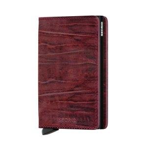 Secrid Slim Wallet Portemonnee Dutch Martin Bordeaux
