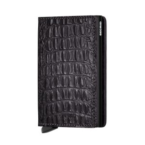 Secrid Slim Wallet Portemonnee Nile Black