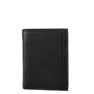 dR Amsterdam 67-Series Wallet Secr. Comp Black 67513