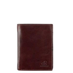 dR Amsterdam Pompia Wallet Secr. Comp Chestnut 48513