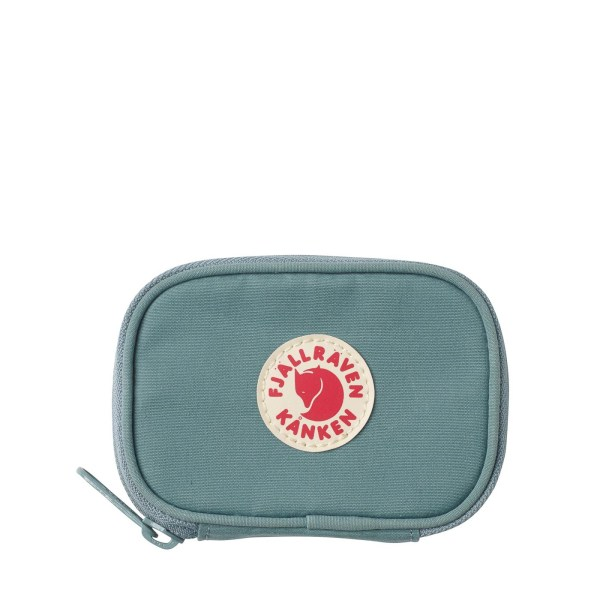 FjallRaven Kanken Card Wallet Frost Green
