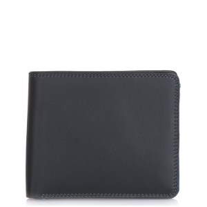 Mywalit Standard Men's Wallet Portemonnee Black Grey