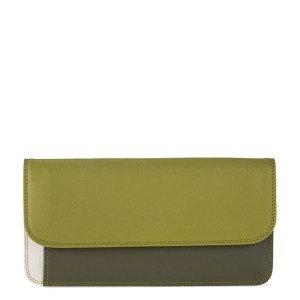 Mywalit Simple Flapover Purse/Wallet Portemonnee Olive