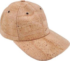 Baseball cap - pet - kurk - pet - bruin - vegan - natuurlijk - duurzaam