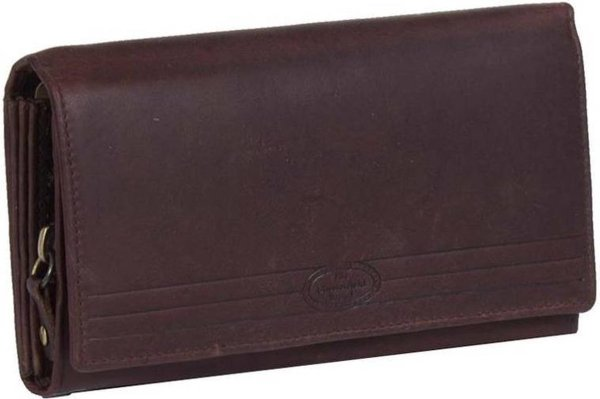 Chesterfield Dames portemonnee ASCOT Chic bruin