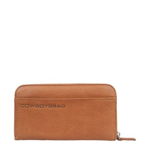 Cowboysbag Portemonnee The Purse 1304 Tobacco