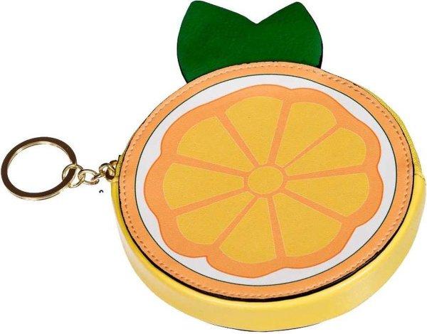 Dancing Days Dames portemonnee Orange in The Sun Geel/Oranje