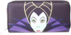 Disney Maleficent Dames portemonnee Zip Around Multicolours