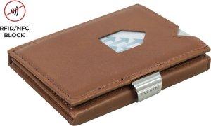 Exentri Leather Wallet Hazelnut